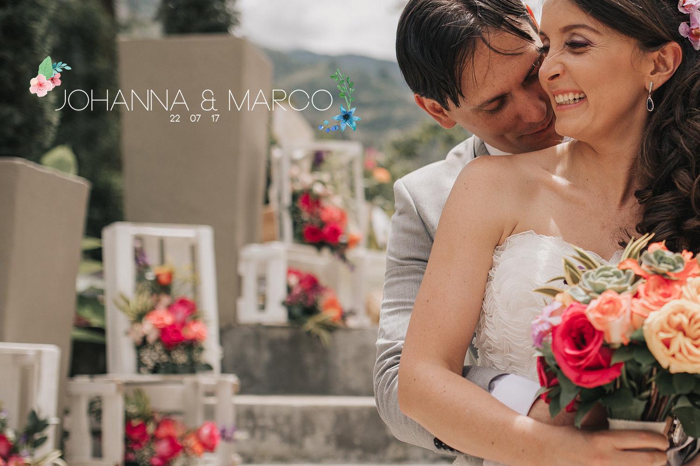 Video Matrimonio en Ibague